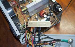 Делаем зарядное устройство из блока питания компьютера