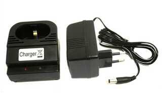 Зарядные устройства для зарядки шуруповерта