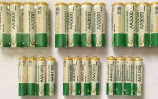 Как восстановить никель металлогидридный аккумулятор
