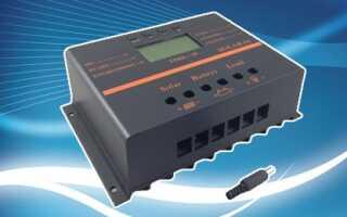 Контроллер заряда для солнечной батареи: описание и сфера применения