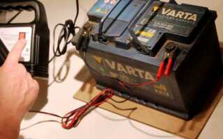 Почему при зарядке аккумулятора не кипит одна банка
