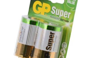 Батарейка а332 — обзор элемента питания