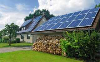 Солнечные батареи для загородного дома и дачи – устройство, как правильно выбрать