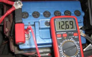 Емкость аккумуляторной батареи