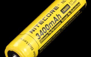 Аккумулятор 18650: характеристики и типы, способы зарядки, область применения и ремонт