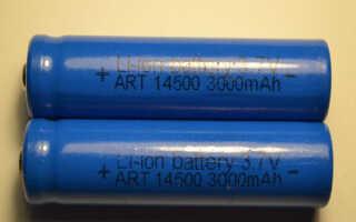 Как реанимировать литий ионный аккумулятор