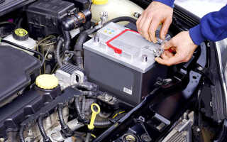 Правильное и надежное подключение аккумуляторной батареи к автомобилю