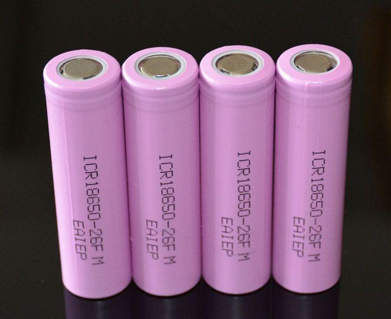 Какой литиевый аккумулятор выбрать?
