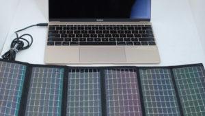 Солнечная батарея, как способ зарядки аккумулятора