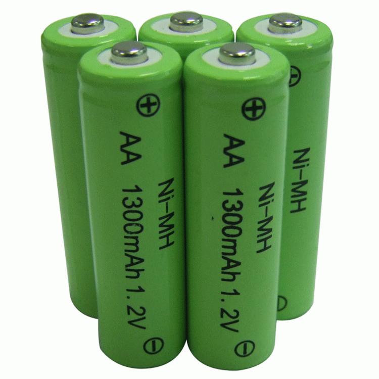 Никель-металлогидридная батарейка