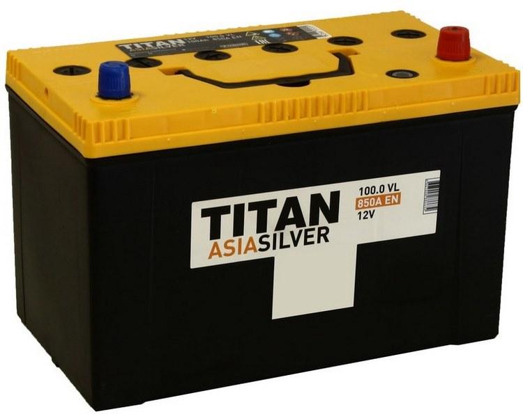 Аккумулятор Titan Silver