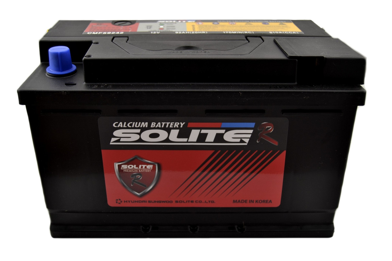 автомобильный аккумулятор Solite
