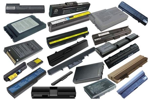 аккумуляторы ноутбуков