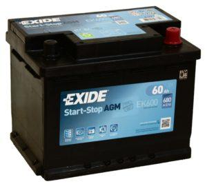 EK600 AGM