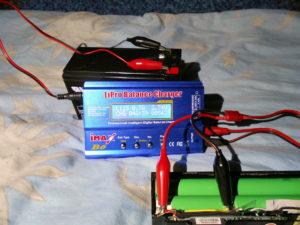 Прибор для восстановления Li-Ion аккумуляторов