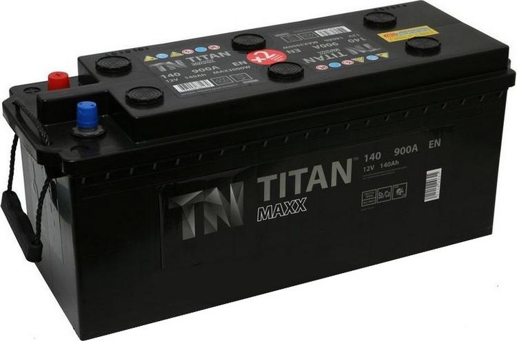 Аккумулятор Titan Maxx