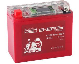 Гелевый аккумулятор для мотоцикла от фирмы Red Energy