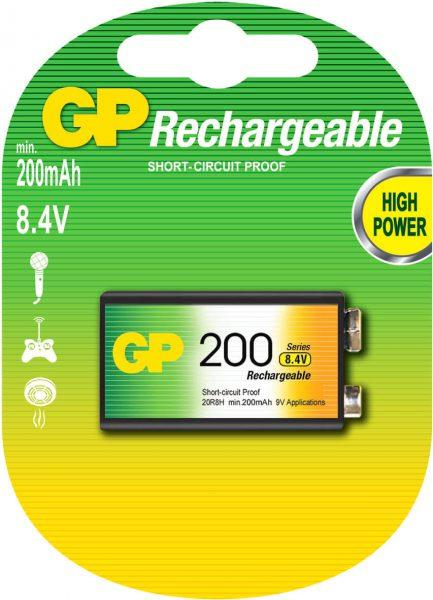 аккумулятор Аккумулятор GP Rechargeable