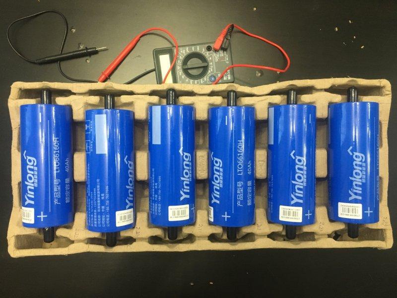 устройство литий-титанатного аккумулятора