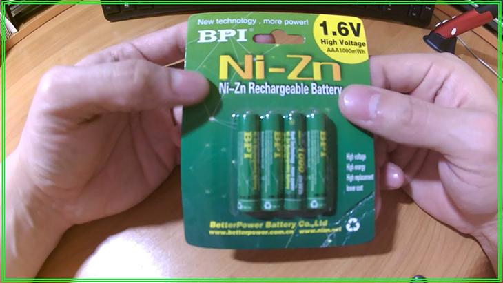 Батарейки с Алиэкспресс