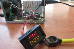 Зарядное устройство из блока питания