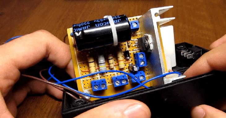 Как сделать зарядное устройство