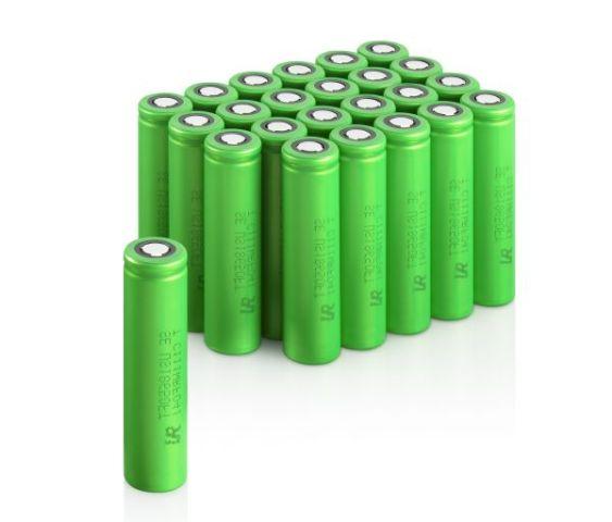 Литий-ионные аккумуляторы