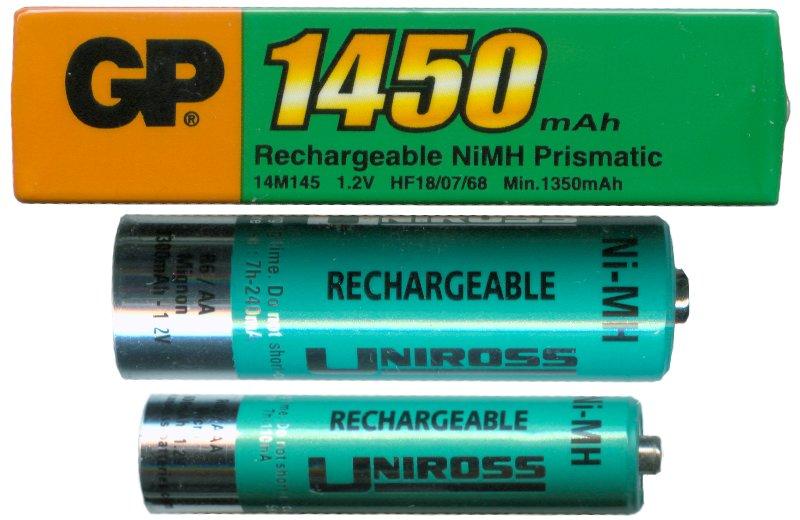 Никель-металлогидридный аккумулятор