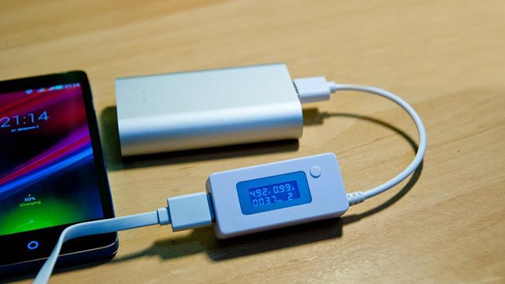 Применение USB-тестера
