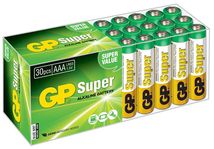 Щелочные-батарейки