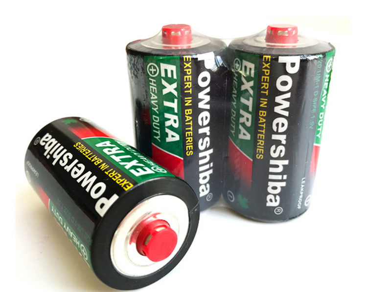 Батарейки D-типа