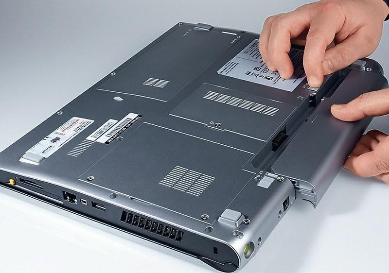 Последовательный ремонт аккумулятора ноутбука своими руками