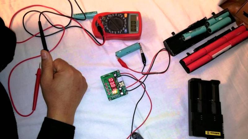 ремонт аккумулятора ноутбука