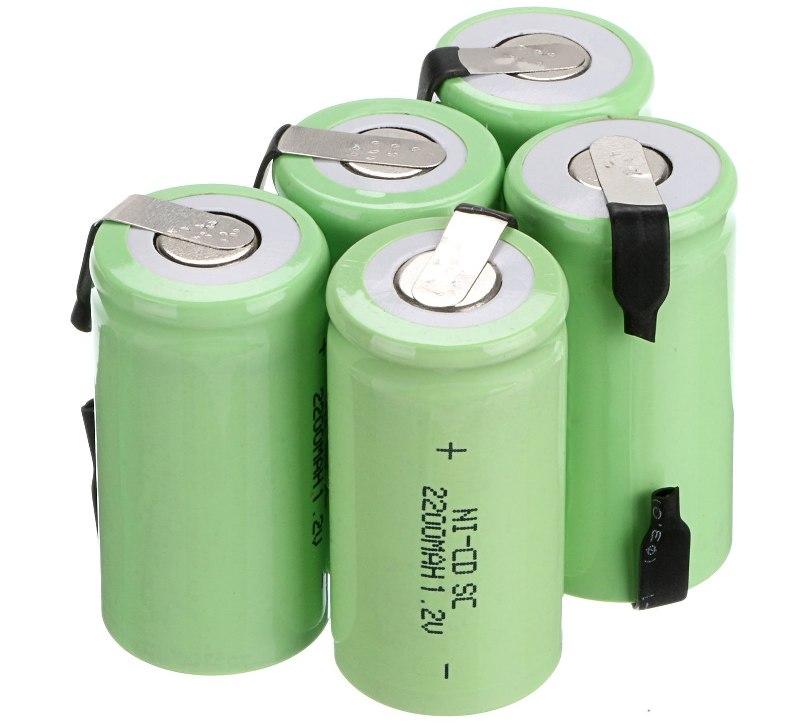 Никель-кадмиевые батареи