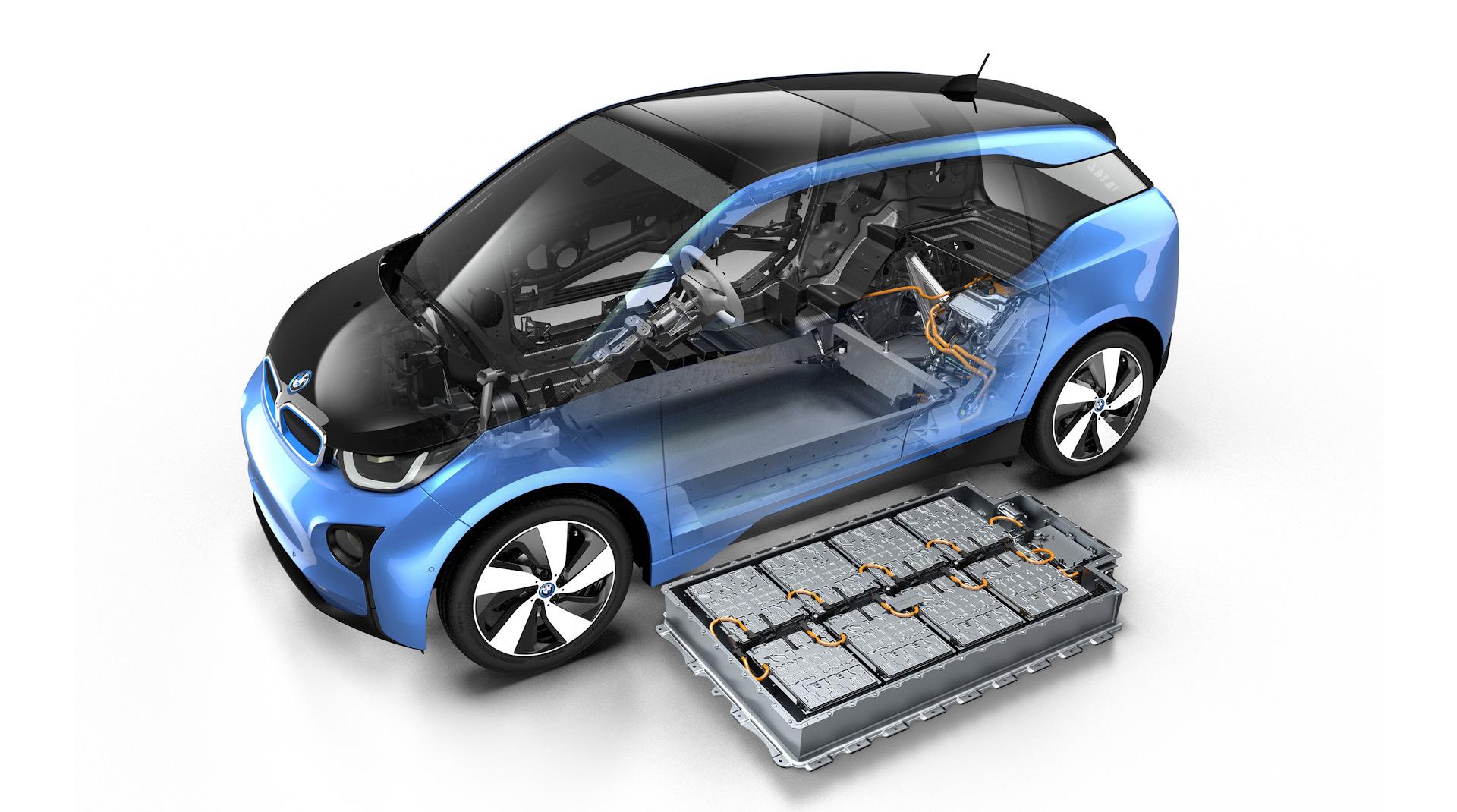 аккумуляторы для электромобиля