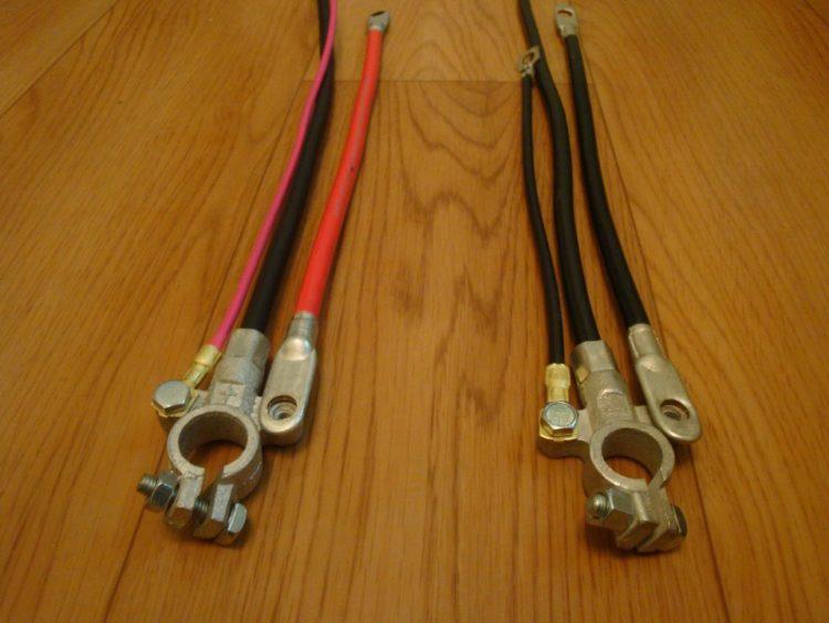 Провода и клеммы