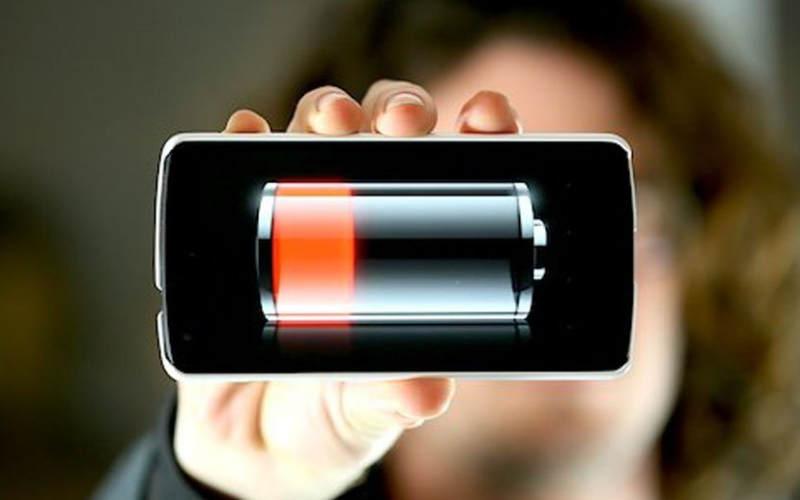 батарея Андроид