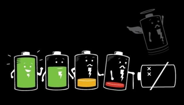 батарея аккумулятора