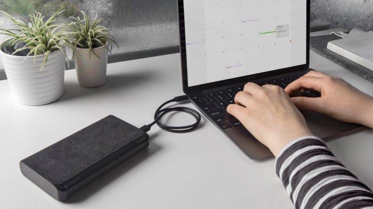 Зарядка ноутбука от power bank