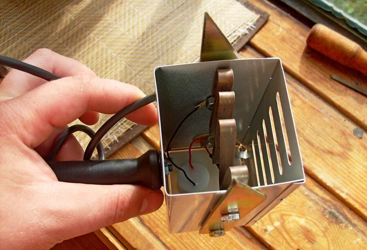 Нагрузочная вилка для аккумуляторов своими руками