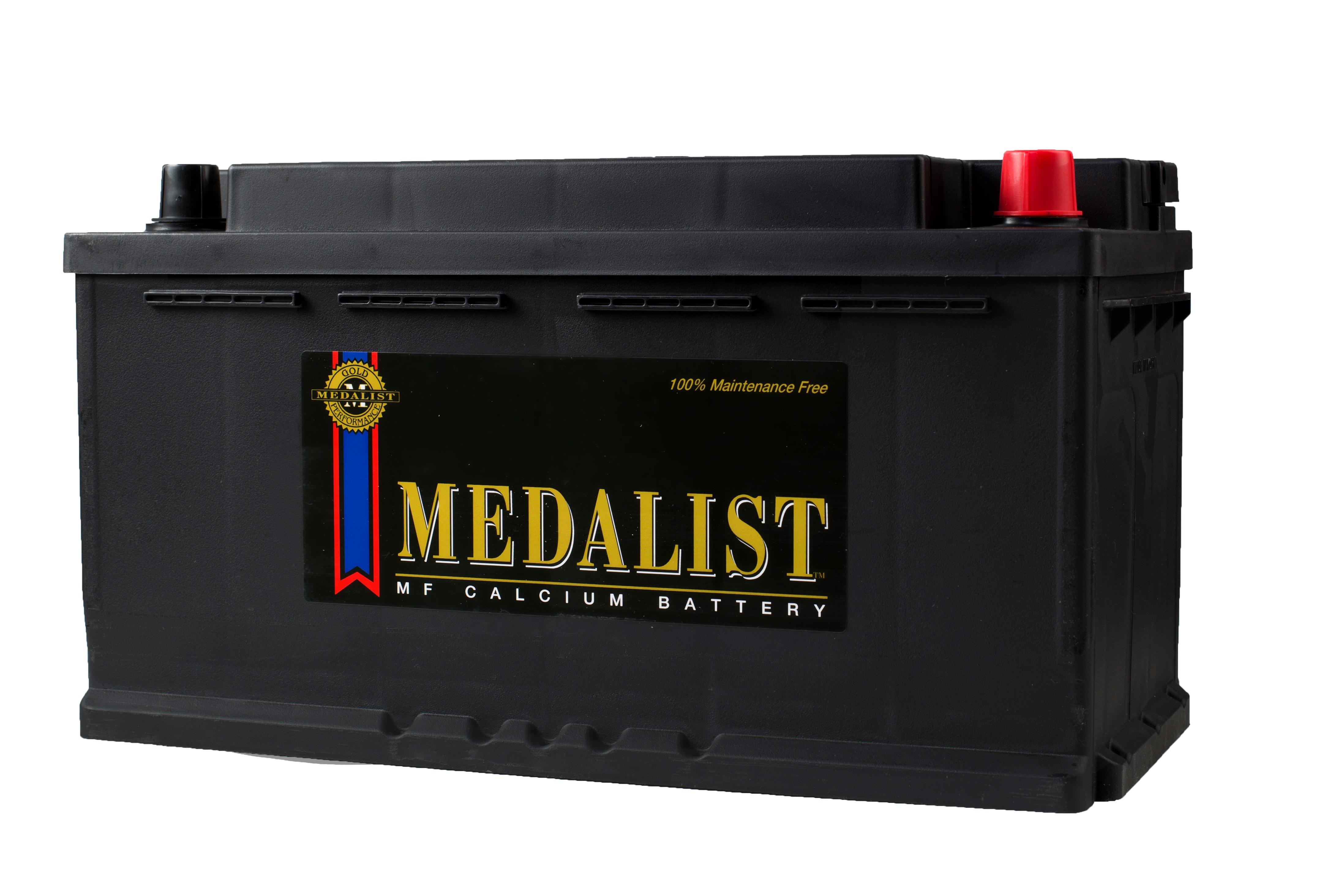 корейские автомобильные аккумуляторы Medalist