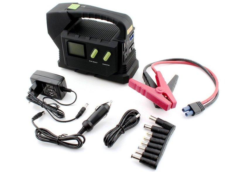 Предпусковое зарядное устройство (бустер) для автомобиля