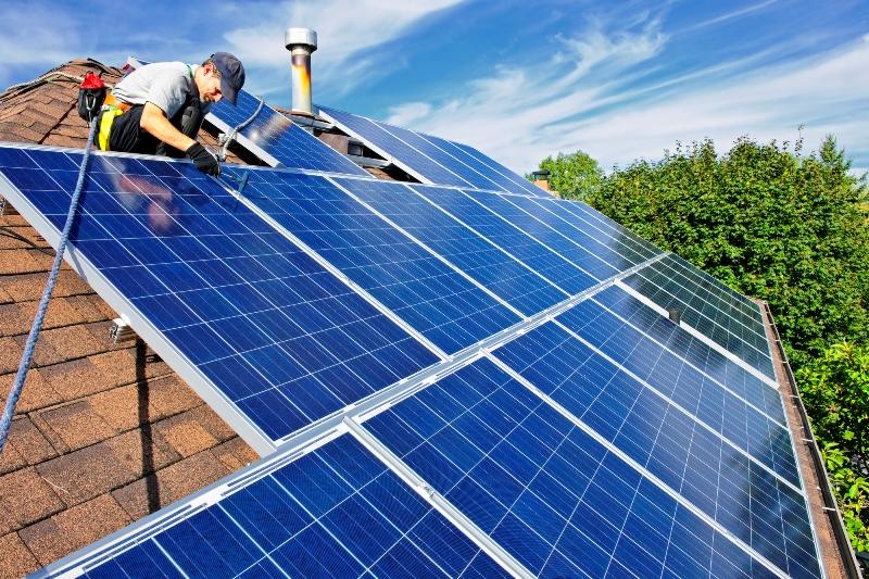 Лучшие солнечные панели для частного дома