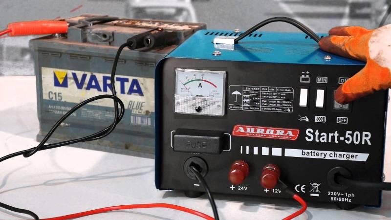 Как правильно заряжать свинцово-кислотные аккумуляторы