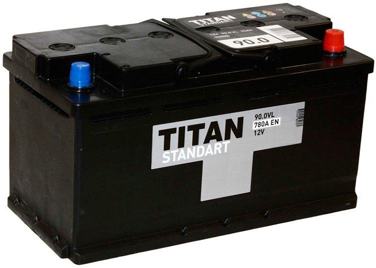 Аккумулятор Titan Standart