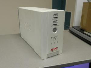 ИБП APC BACK-UPS CS 500VA 230V