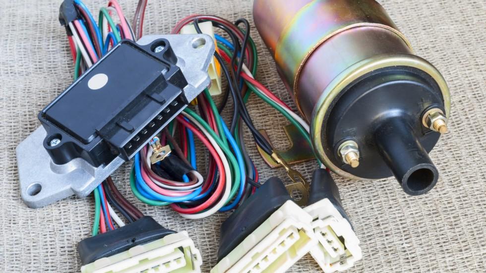 Карбюратор с электронным контроллером