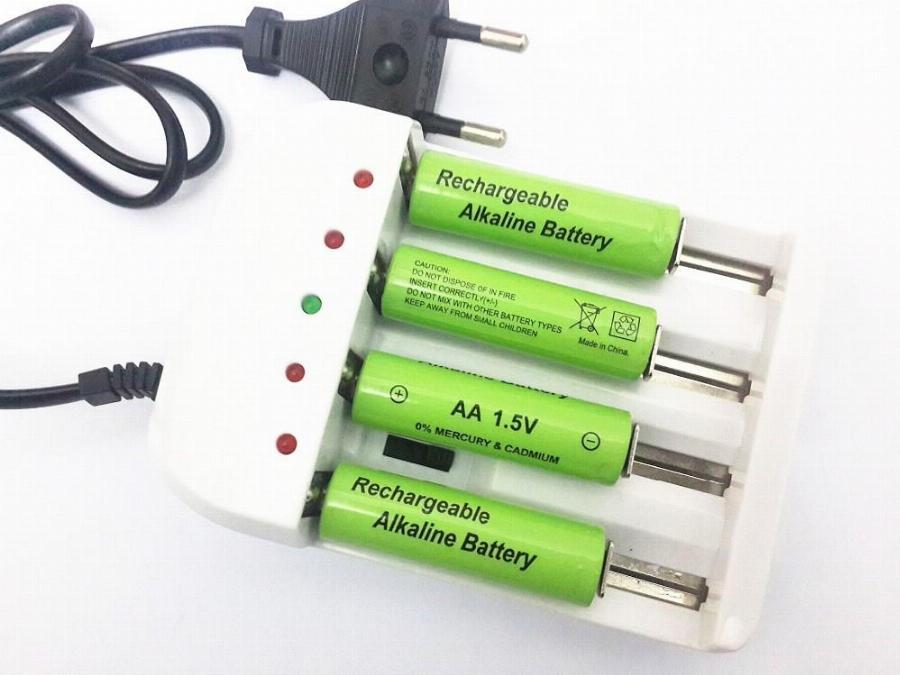 Можно ли зарядить алкалиновую батарейку