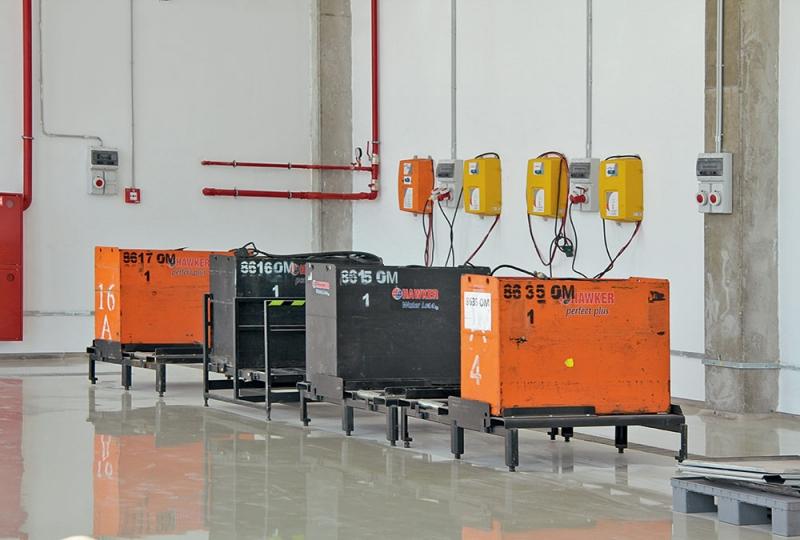 Трансформаторные зарядные устройства для зарядки электропогрузчиков