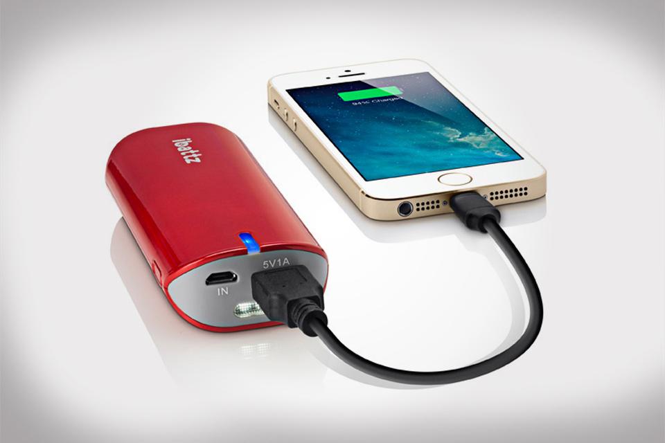 Внешний аккумулятор для смартфона